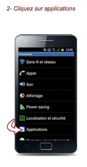 Android pari betclic