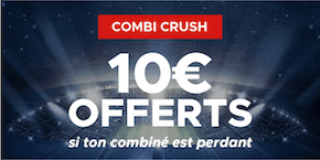 10€ offert Betclic