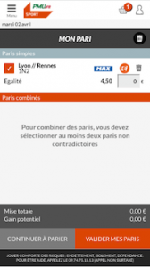 Coupon PMU app