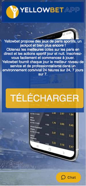 yellowbet app